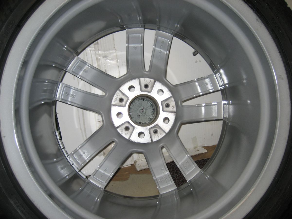 Fs X6m Style 300m Bmw Wheels Set With Run Flat Tires And Tpm Bimmerfest Bmw Forums